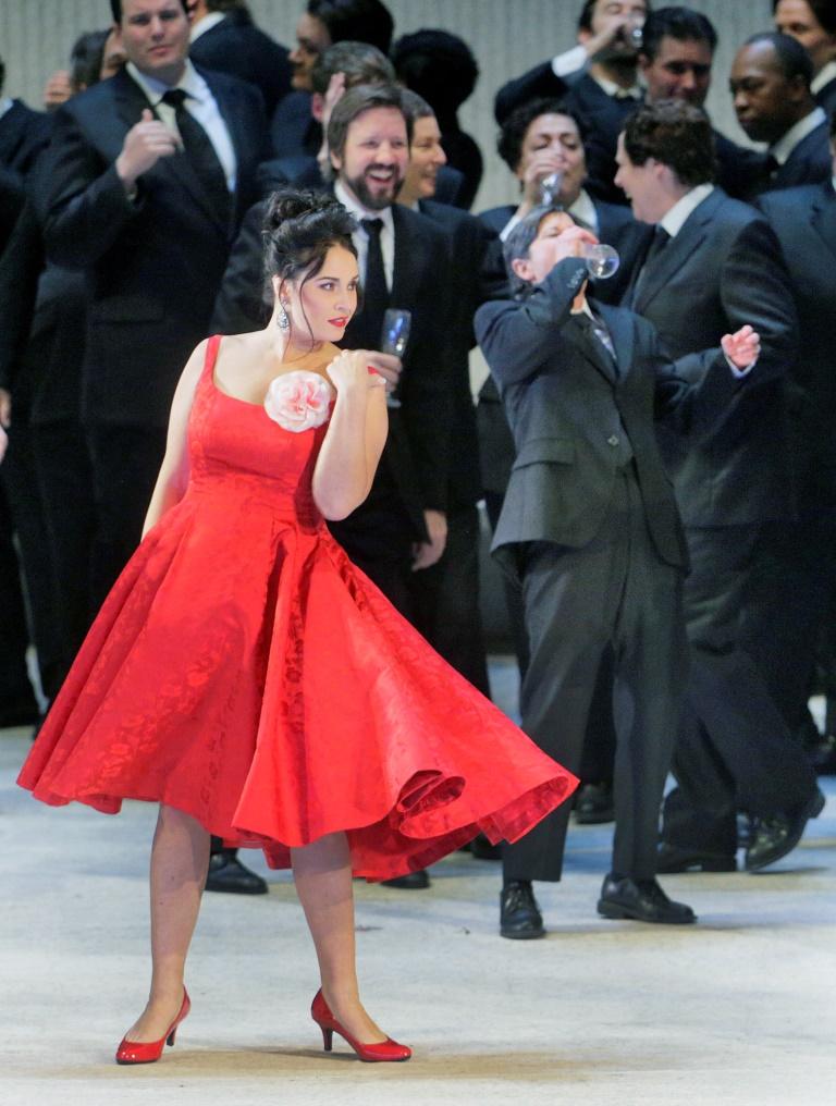 Sonya Yoncheva laulaa itsensä suurten sopraanojen joukkoon