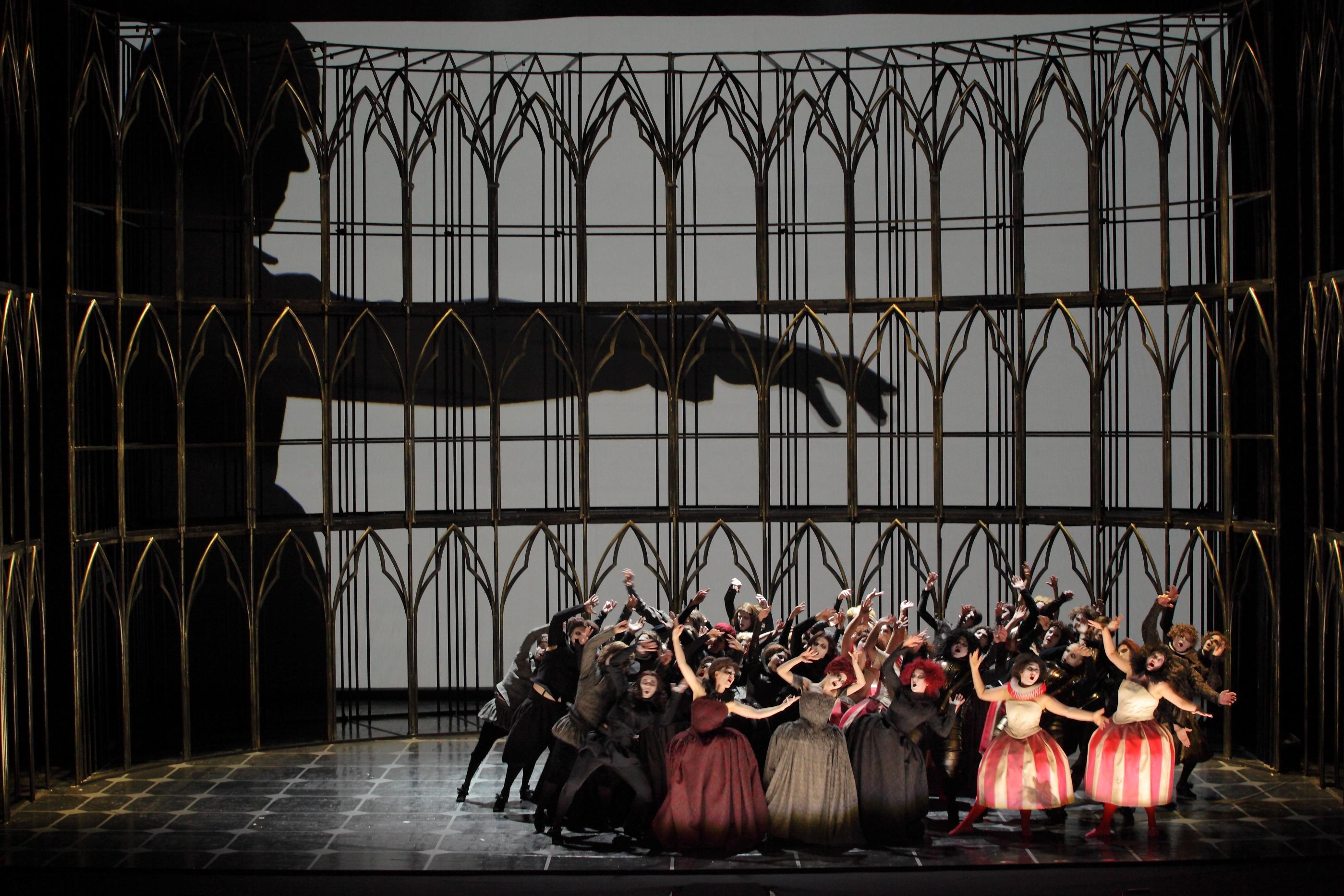 Romanttinen ooppera soi Riian festivaaleilla