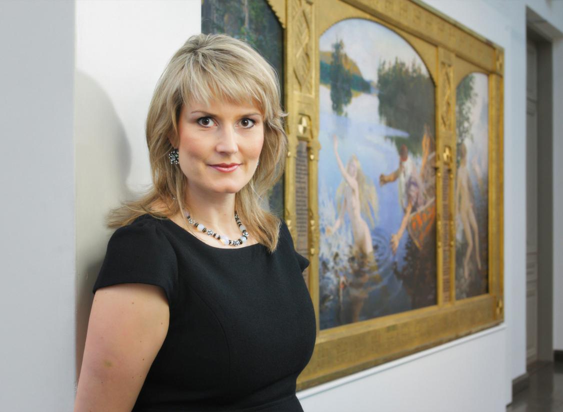 Camilla Nylund tulee Heinävedelle – tule Sinäkin
