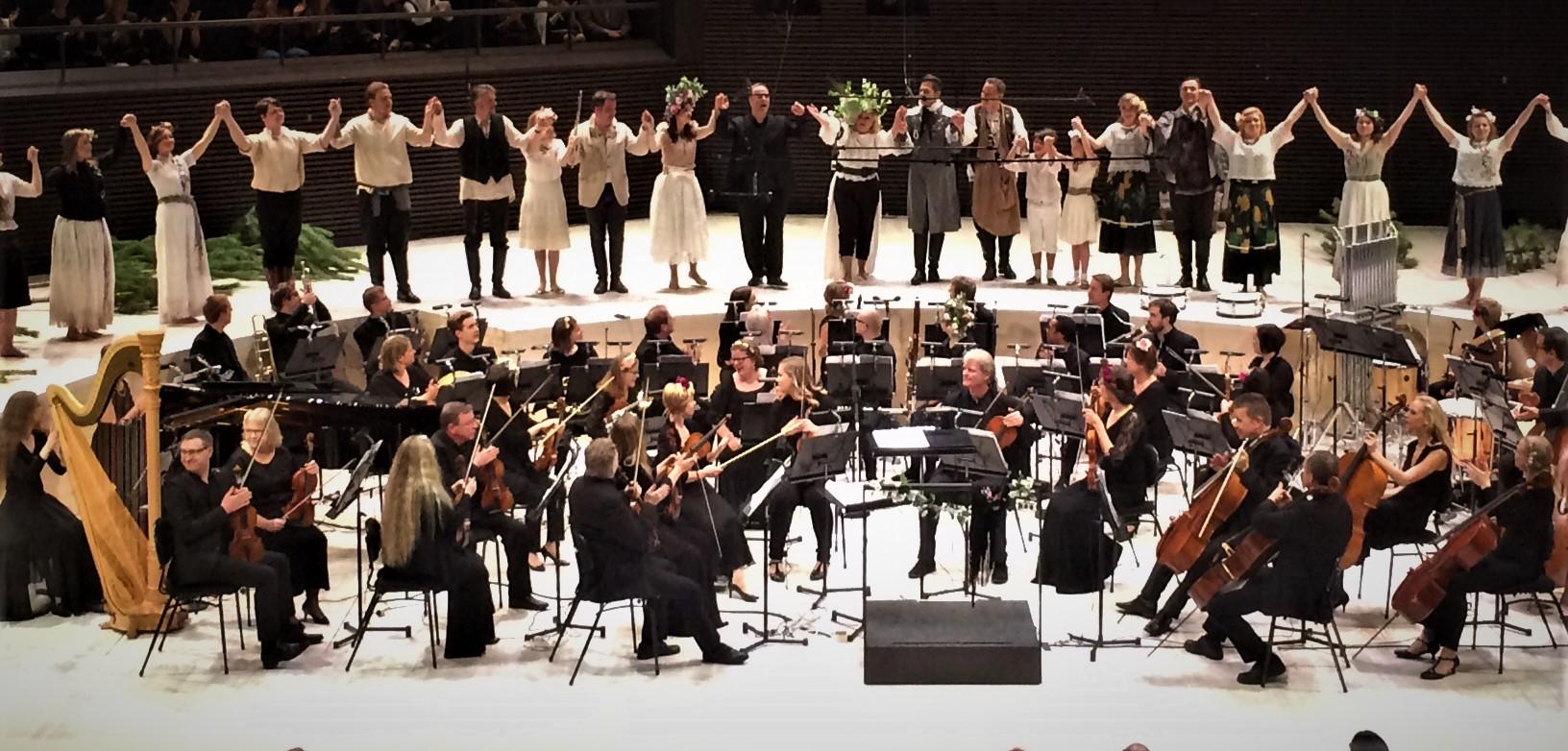 Kokkola paljasti oopperasalaliiton Helsingissä