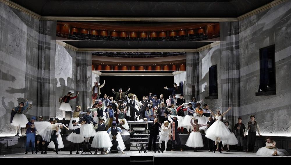 Hoffmannin kertomukset tuo saksalaista oopperakerrontaa Helsinkiin