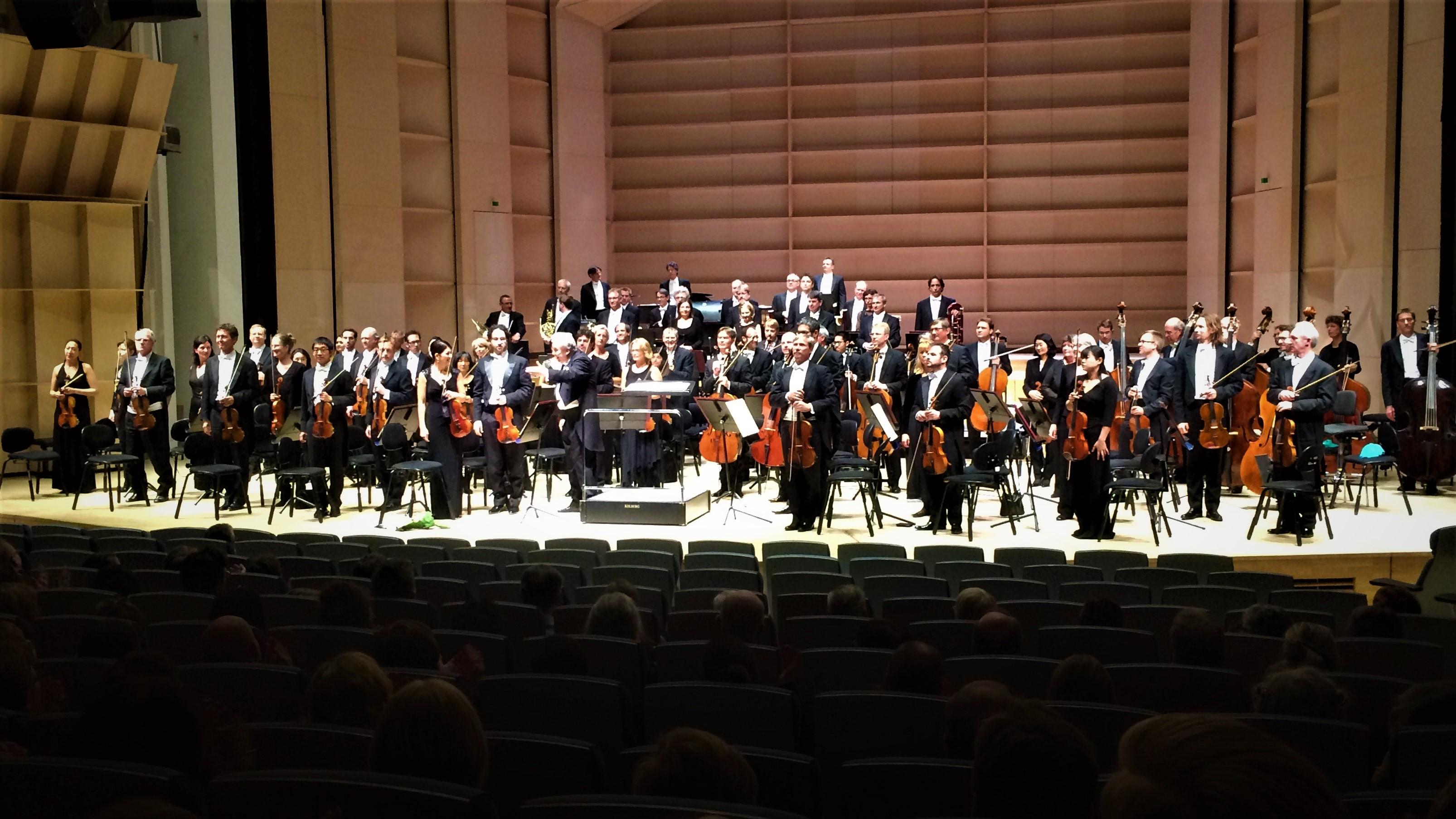 Brahmsin 3. sinfonia kannattaa aina kuunnella