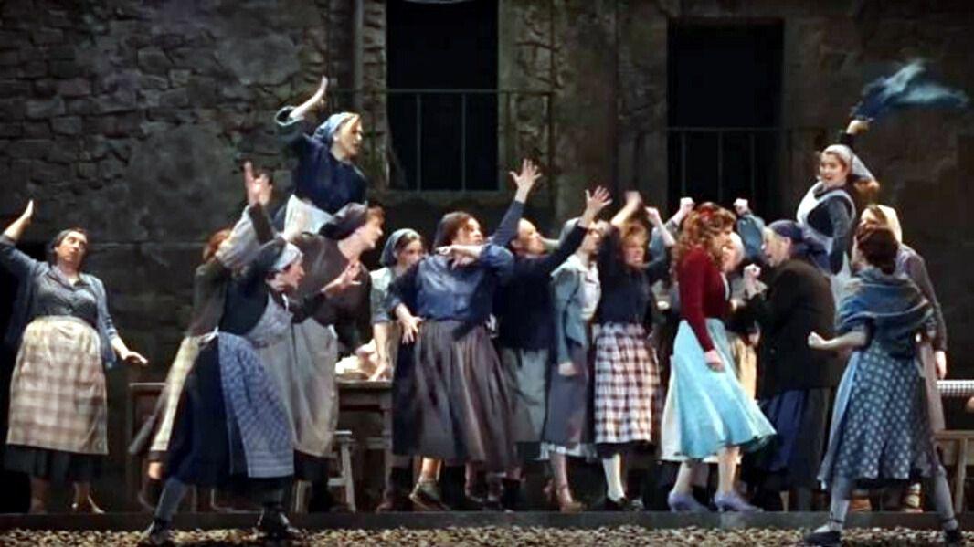 Zarzuela ammentaa operettiperinteestä